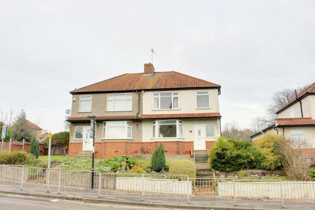 Thumbnail Semi-detached house to rent in Selsdon Park Road, South Croydon