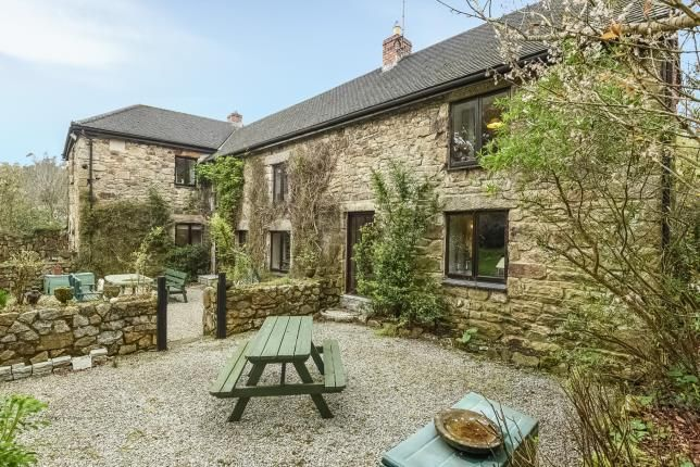 Thumbnail Detached house for sale in Wheal Alfred Road, Hayle, Cornwall