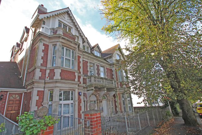 Thumbnail Flat for sale in Albert Road, Stoke, Plymouth