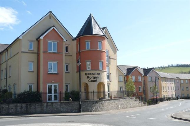 Thumbnail Flat to rent in Gwenllian Morgan Court, Heol Gouesnou, Brecon