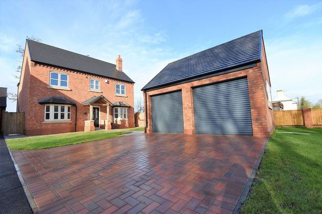 Thumbnail Detached house for sale in Primrose House, Rushmoor Lane, Telford