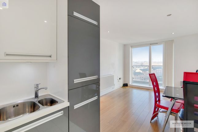 Thumbnail Flat for sale in Baquba Building, Lewisham