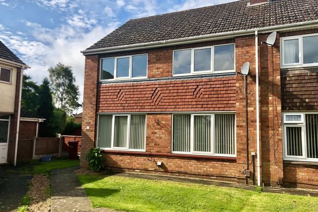 Thumbnail Semi-detached house for sale in Lawnswood Court, Bottesford, Scunthorpe