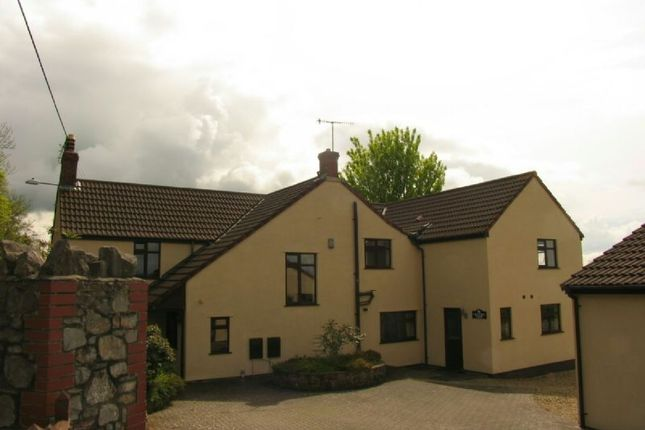 Thumbnail Detached house to rent in Hill Road, Sandford, Winscombe