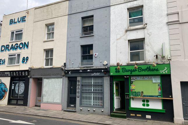 Thumbnail Retail premises to let in North Road, Brighton