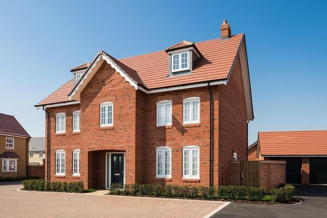 """Thumbnail Detached house for sale in """"Lichfield"""" at Danegeld Avenue, Great Denham, Bedford"""