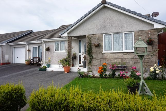 Thumbnail Semi-detached bungalow for sale in Hallew Road, St. Austell