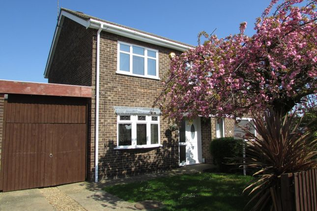 Thumbnail Semi-detached house to rent in Haveswater Close, Gunthorpe