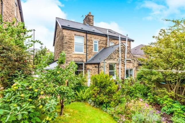 Thumbnail Semi-detached house for sale in Lydgate Lane, Crookes, Sheffield