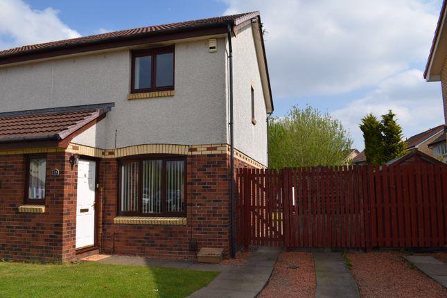 Thumbnail Semi-detached house for sale in 15 Polquhap Gardens, Crookston