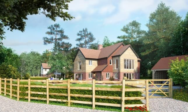 Front of Broomham Lane, Whitesmith, Lewes, East Sussex BN8