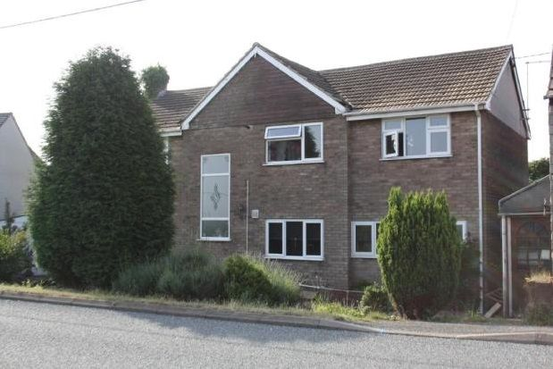 Thumbnail Detached house to rent in Ashby Road, No Mans Heath, Tamworth