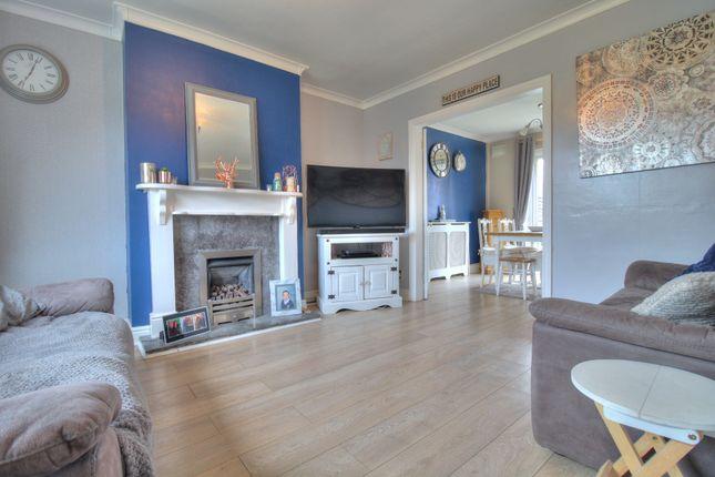 Lounge... of Wyresdale Crescent, Ribbleton, Preston PR2