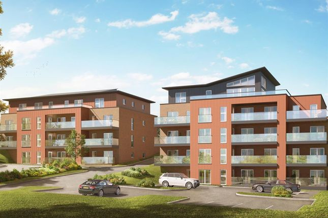 Thumbnail Flat for sale in The Lookout, Holbeck Hill, Scarborough