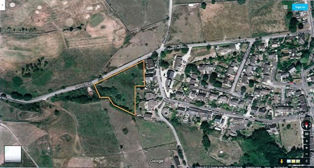 Land For Sale of Appletree Road, New Mills, High Peak, Derbyshire SK22
