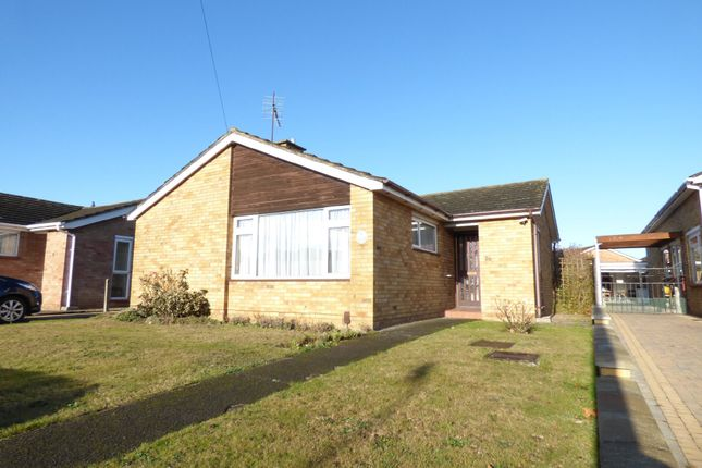 Thumbnail Detached bungalow for sale in St. Christopher Road, Colchester