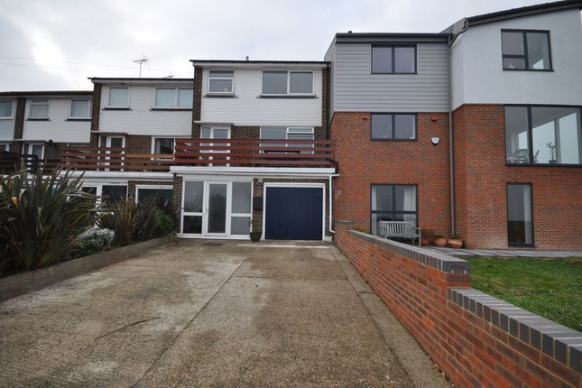 Thumbnail Town house to rent in St. Mildreds Road, Westgate-On-Sea