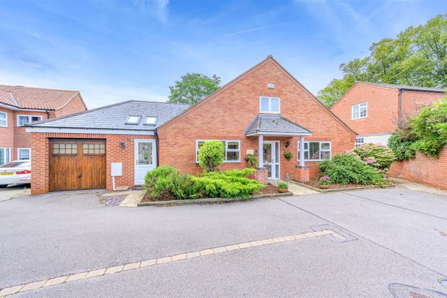 Thumbnail Bungalow for sale in Gonerby Court, Gonerby Hill Foot, Grantham