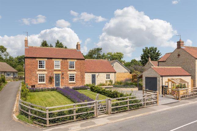 Thumbnail Detached house for sale in Wrelton Cliff Road, Wrelton, Pickering