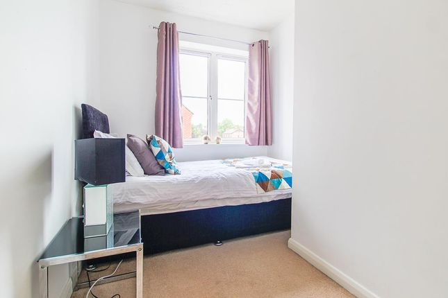 Bedroom Three of Cudworth Drive, Mapperley, Nottingham NG3