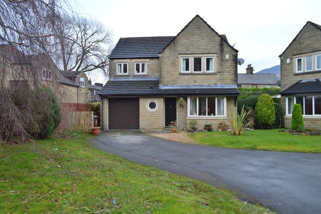 Thumbnail Detached house for sale in Lower Frenches Drive, Greenfield, Oldham
