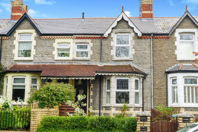 Thumbnail Terraced house for sale in Merthyr Road, Whitchurch