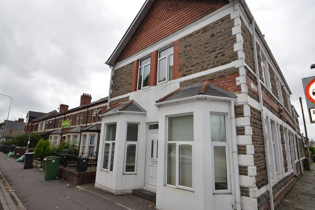 Thumbnail Flat for sale in Allensbank Road, Cardiff