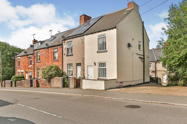 End terrace house for sale in Lane End, Chapeltown, Sheffield
