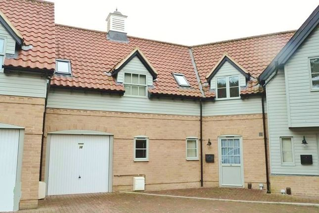 Thumbnail Terraced house to rent in Mill Hill, Newmarket