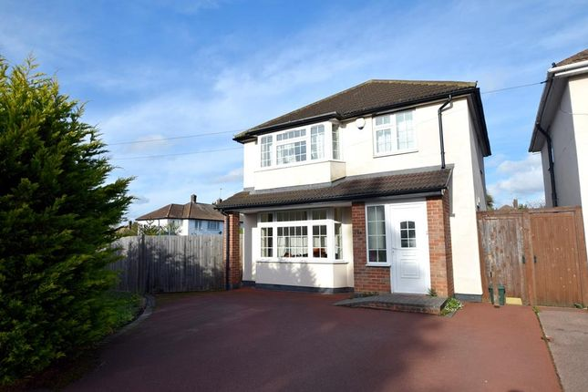 Thumbnail Detached house to rent in Rutters Close, West Drayton