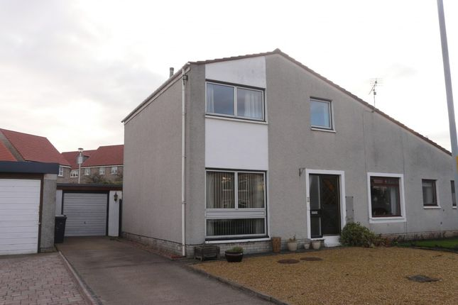 Thumbnail Semi-detached house for sale in Grangeburn Close, Tweedmouth, Berwick Upon Tweed, Northumberland