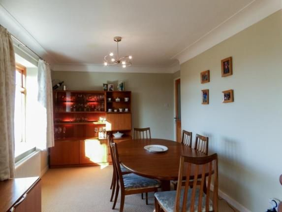 Dining Room of Church Lane, Farndon, Chester, Cheshire CH3