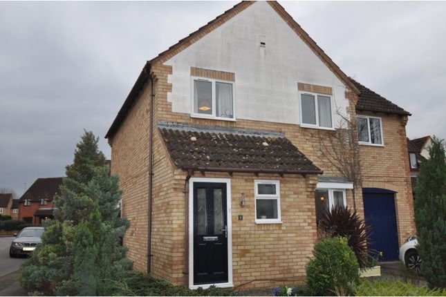 Thumbnail Detached house for sale in Water Wheel Close, Gloucester