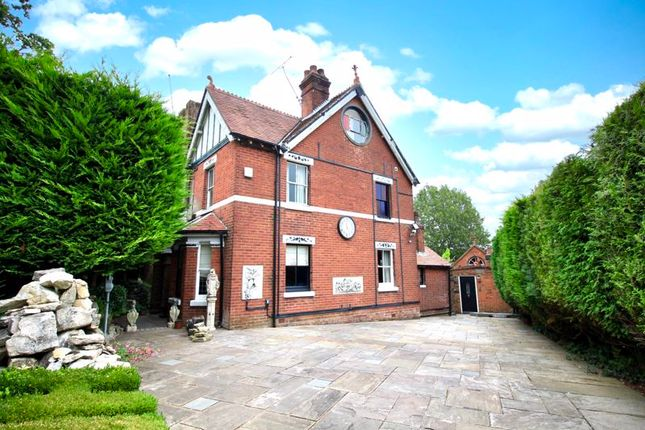 Thumbnail Detached house for sale in Chapel Road, West End, Southampton