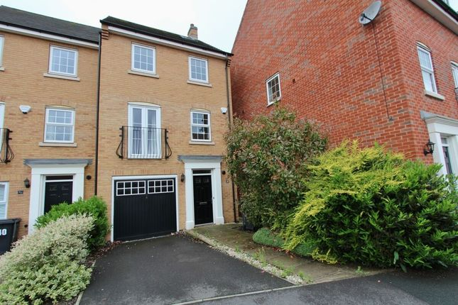 Thumbnail Terraced house to rent in Cartwright Way, Beeston, Nottingham