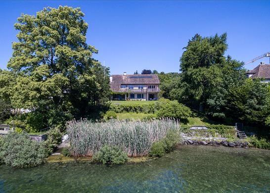 Thumbnail Property for sale in Erlenbach, Switzerland