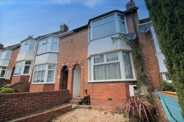 Thumbnail Link-detached house to rent in Latimer Road, Exeter