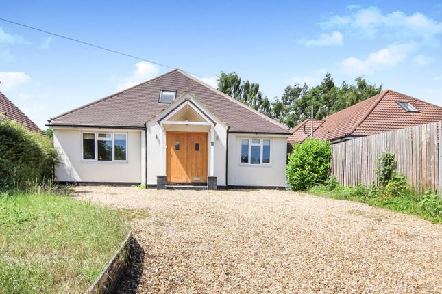 Thumbnail Detached house for sale in High Street, Oakley