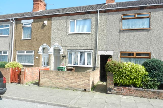 Thumbnail Terraced house for sale in Phelps Street, Cleethorpes