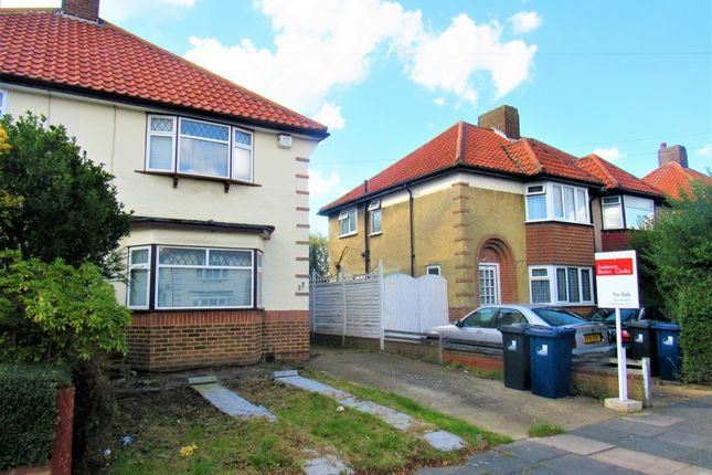 3 bed semi-detached house for sale in Laughton Road, Northolt