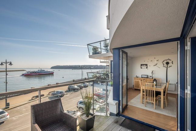 Thumbnail Flat for sale in Number One The Parade, The Parade, Cowes, Isle Of Wight