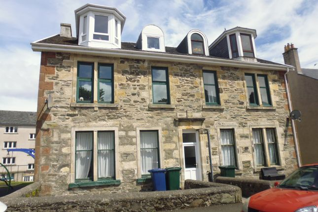 Thumbnail Flat for sale in Flat 2/2, 74, Ardbeg Road, Rothesay, Isle Of Bute