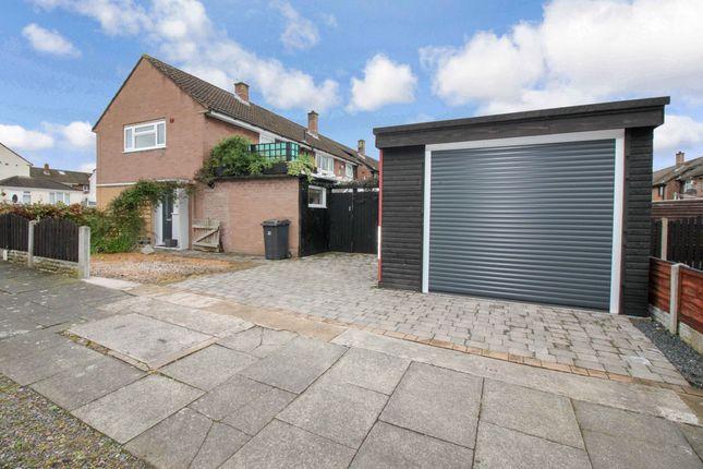 Thumbnail End terrace house for sale in Newlaithes Avenue, Carlisle