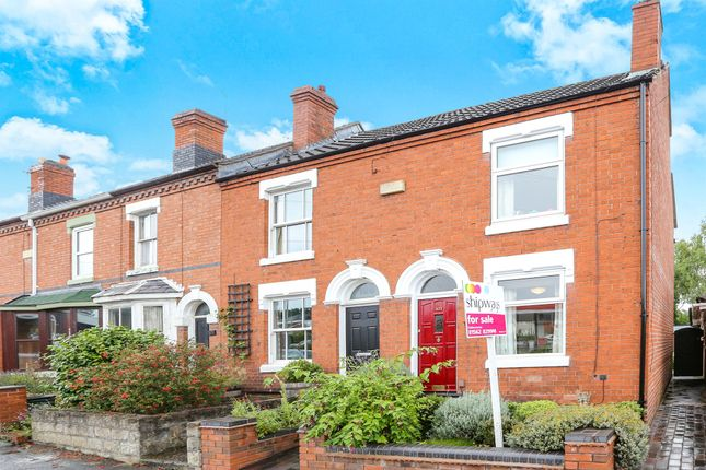 End terrace house for sale in Franche Road, Kidderminster