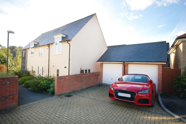 Thumbnail Detached house for sale in Ricardo Drive, Cam, Dursley