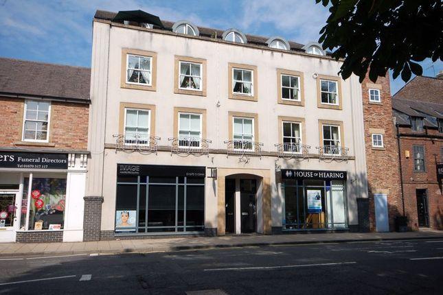 Thumbnail Flat for sale in Chantry Mews, Bridge Street, Morpeth