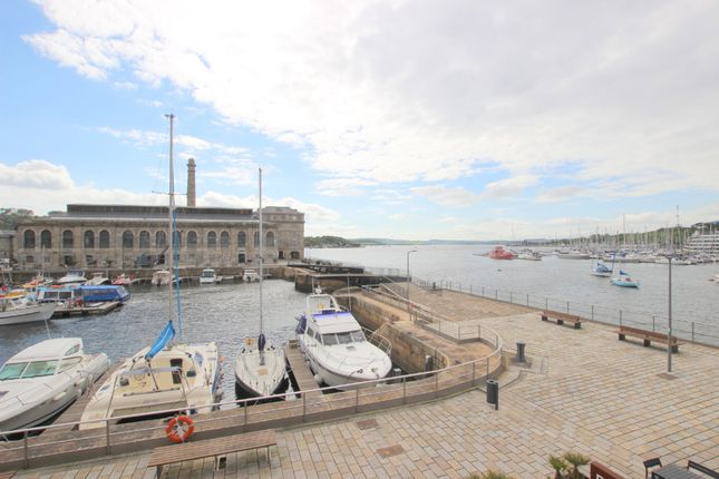 Thumbnail Flat for sale in Mills Bakery, 4 Royal William Yard, Stonehouse