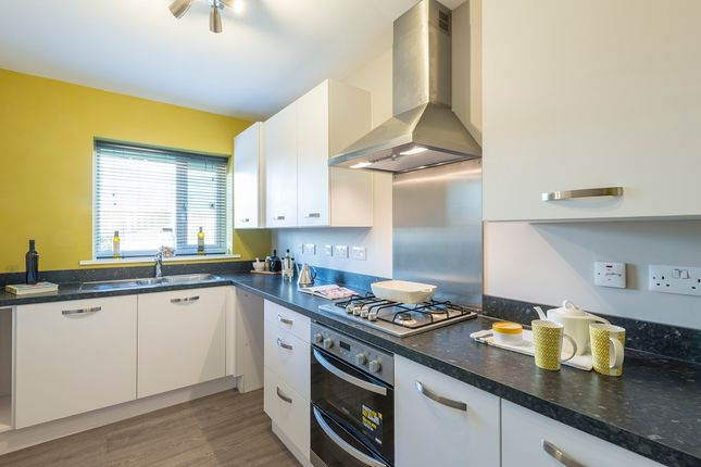 Thumbnail Semi-detached house for sale in Romney Way, Worcester