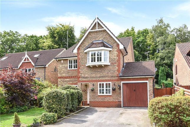 Thumbnail Detached house for sale in Kingsley Close, Crowthorne, Berkshire
