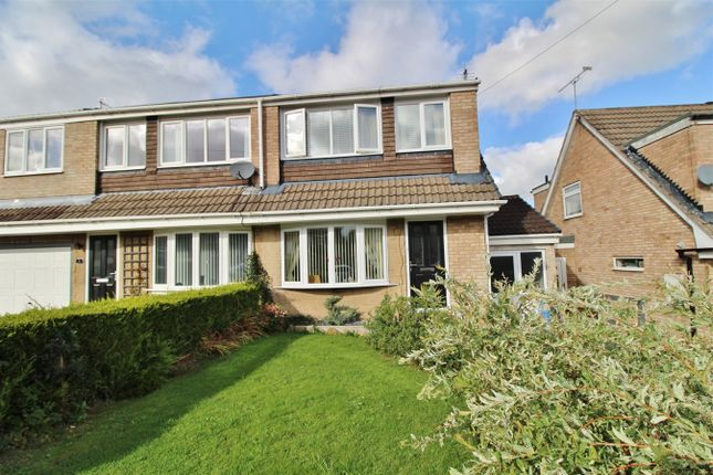 3 bed semi-detached house for sale in Ribble Croft, Chapeltown, Sheffield, South Yorkshire S35